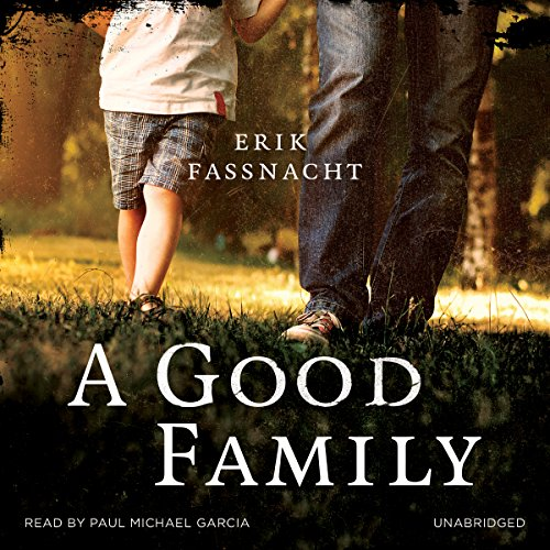 A Good Family audiobook cover art