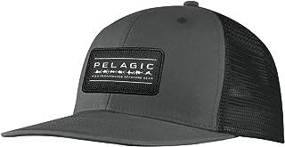 82729b8319425 Pelagic Men s Greylight Snapback Cap