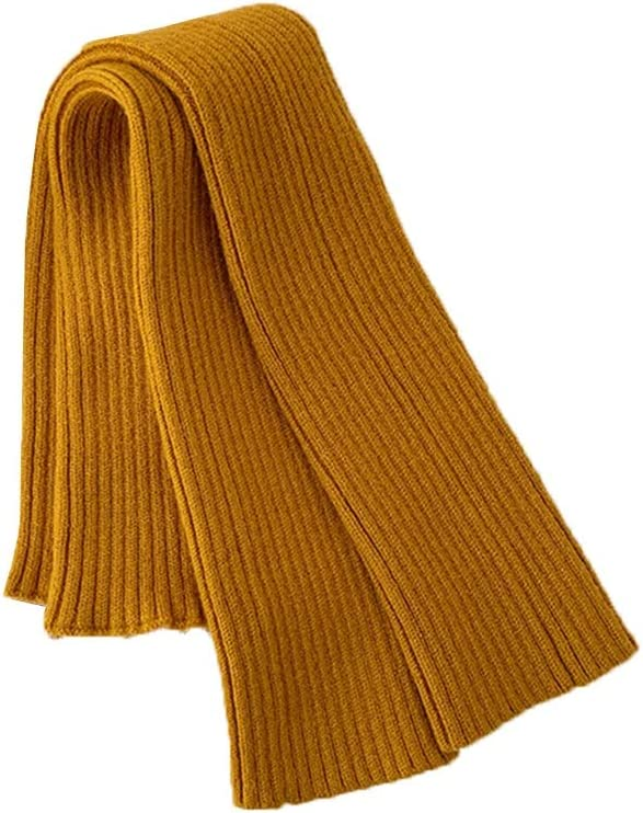 Gloves Women's Winter Warmth in Elbow-Length Fingerless Gloves Mittens Knitted Arms to Keep Warm (Color : Yellow)