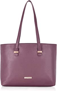 Caprese Carrie Women's Tote Bag (Burgundy)