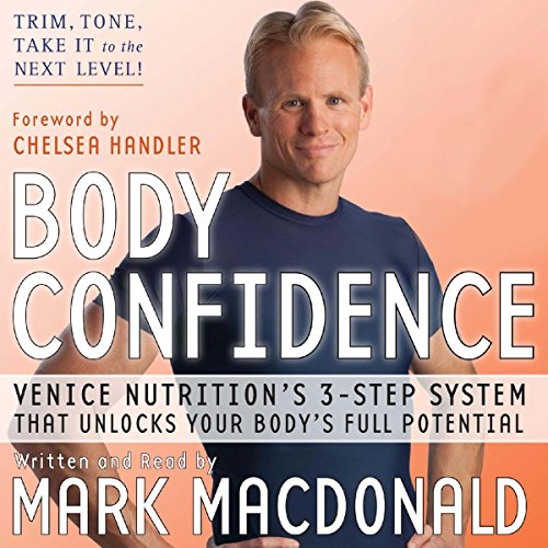 Body Confidence audiobook cover art