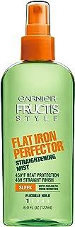 Garnier Fructis Style Sleek & Shine Flat Iron Perfector Straightening Mist 6 oz