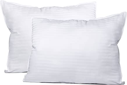 featured product Dormire 2 Pack Of Queen Sized Super Plush Gel-Fiber Filled Pillows