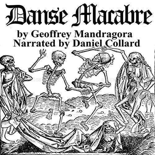 Danse Macabre audiobook cover art