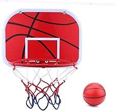Acutty Mini Panier de Basket pour Enfant avec Pompe