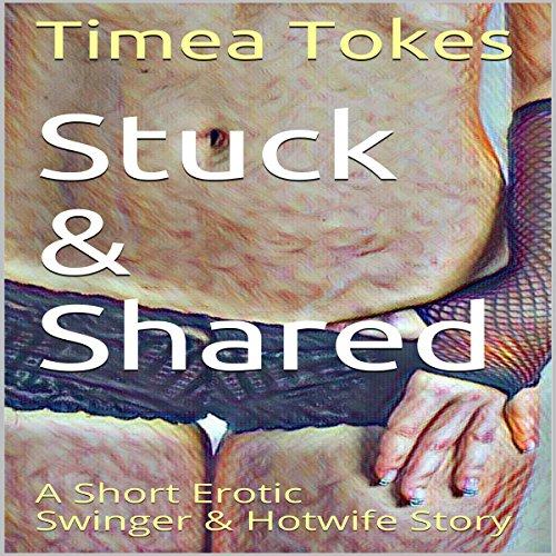Stuck & Shared audiobook cover art