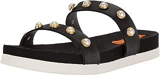 Women's Lolly Austin Pu W/Pearls Sandal