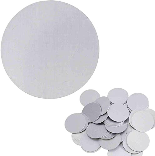 popular Stamping Blanks - online sale 2 Inch Round Circle - Aluminum 0.063 Inch popular (14 Ga.) - 50 Pack sale