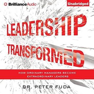 Leadership Transformed cover art