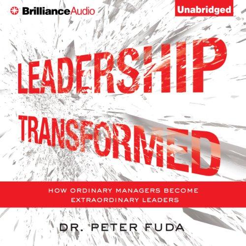 Leadership Transformed audiobook cover art