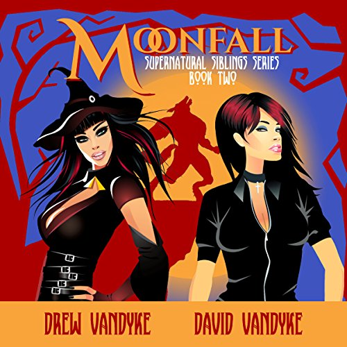 MoonFall  By  cover art