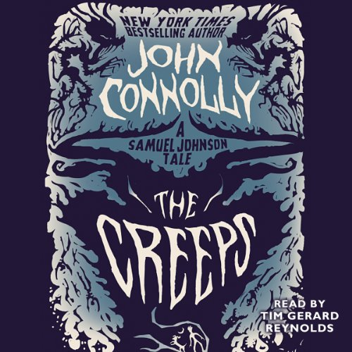 The Creeps audiobook cover art