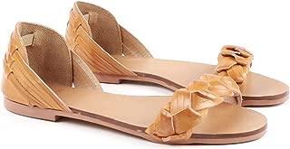 Carlton London Women's Cll-4863 Leather Ballet Flats