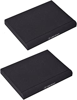 EPP08 Studio Monitor Speaker Acoustic Foam Shockproof Sound Isolation Pads for 8 Inches Studio Monitors, 2pcs/ set