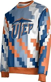 ProSphere The University of Texas at El Paso Ugly Holiday Unisex Sweater - Kringle