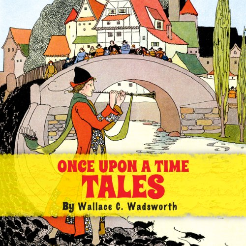 Once Upon a Time Tales audiobook cover art