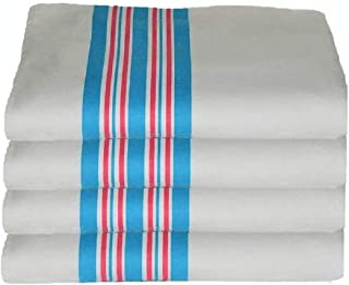 Hospital Receiving Blankets, 100% Cotton Baby Blankets, 30x40-4pk