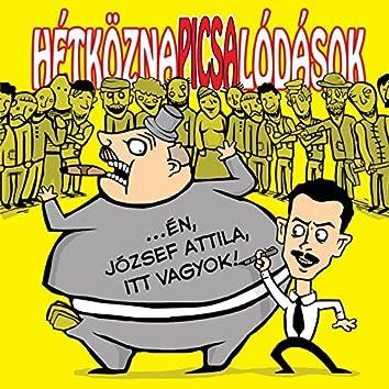 ...Én József Attila Itt Vagyok!