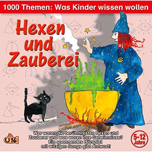 Hexenund Zauberei Titelbild