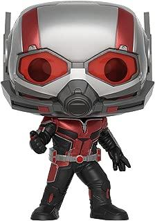 Funko Pop Marvel: Ant-Man & The Wasp - Ant-Man (Styles May Vary)