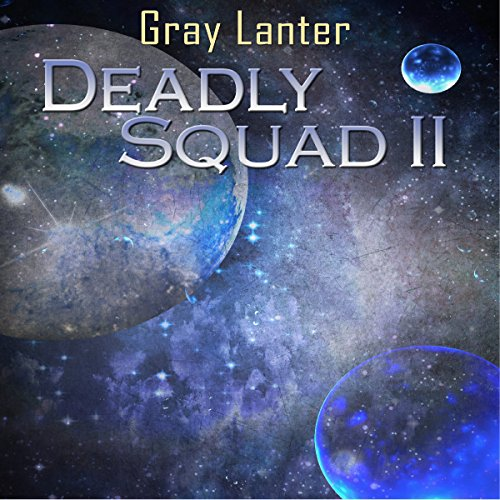 Deadly Squad II audiobook cover art