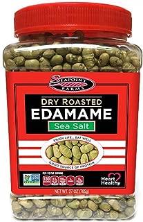 crunchy edamame beans