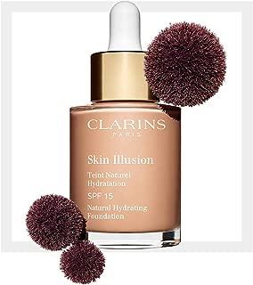 Clarins Skin Illusion Natural Hydrating Foundation Spf15 107 Beige 30ml