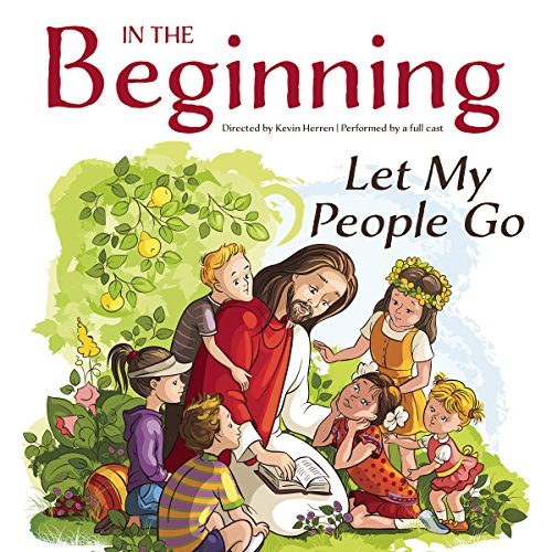 In the Beginning: Let My People Go copertina