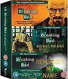 Breaking Bad  Final Seasons Box Set (10 Dvd) [Edizione: Regno Unito] [Reino Unido]