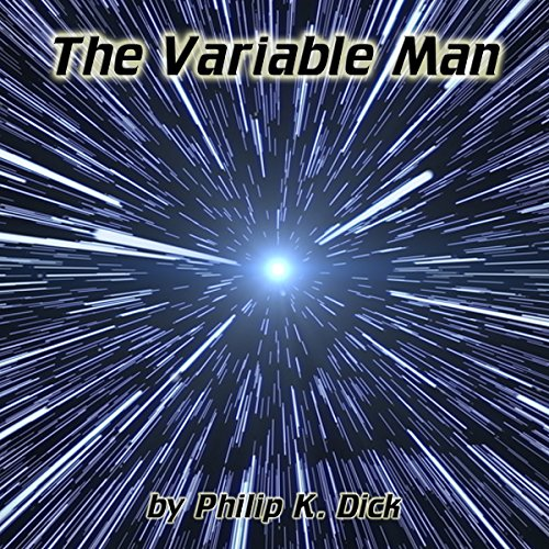 The Variable Man audiobook cover art