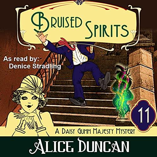 Bruised Spirits cover art