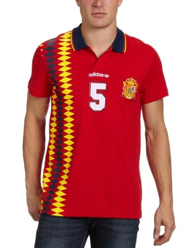 adidas T - Camiseta de Deporte y fútbol para Hombre