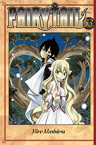 Fairy Tail Vol. 53 (English Edition)