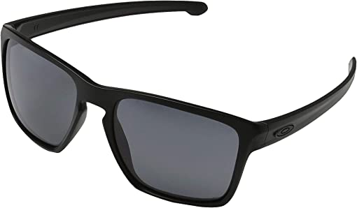 Matte Black W/ Grey Polarized