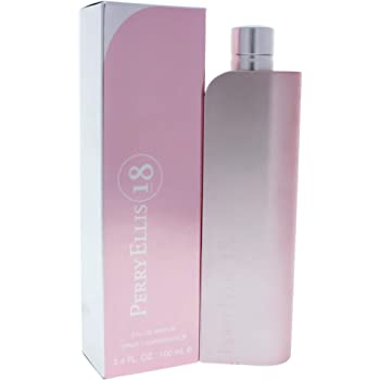 Perry Ellis 18 By Perry Ellis For Women, Spray, 3.4-Ounce Bottle