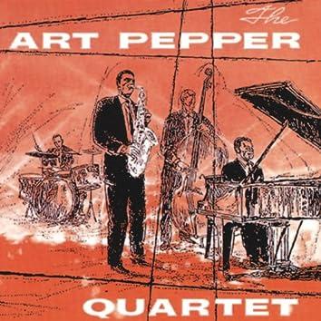 The Art Pepper Quartet (Remastered)
