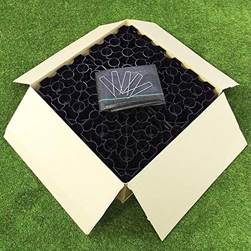 Garden Base Kit - 6x4ft c/w Membrane & Pins