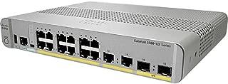 Cisco 3560CX-8PC-S Layer 3 Switch WS-C3560CX-8PC-S (Renewed)