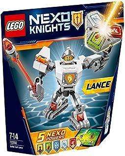 DISCO - 70366 LEGO Nexo Knights Battle Suit Lance