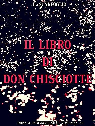 Il libro di Don Chisciotte (Italian Edition)