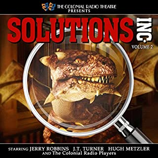 Solutions, Inc., Vol. 2 cover art