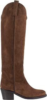 VIA ROMA 15 Luxury Fashion Womens 3115BROWN Brown Boots | Fall Winter 19