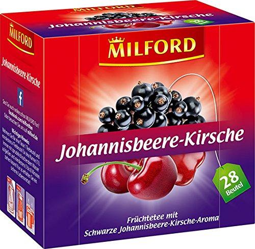 Milford Johannisbeere-Kirsche 28 x 2.00 g, 6er Pack (6 x 56 g)