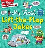 Hidden Pictures My First Lift-the-Flap Jokes (Highlights Joke Books)