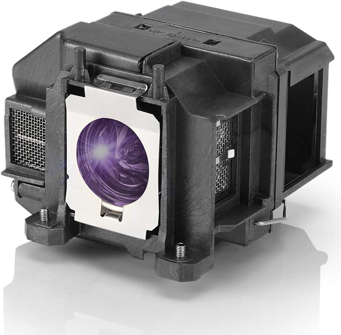 ESolid Elplp67 Relplacemnet Projector Lamp Bulb for Epson EX3210 EX3212 EX5210 EX6210 EX7210 PowerLite Home Cinema 500 750d 707 710HD 750HD VS220 S12 W12 TW550 H428A VS210 V13h010l67 Projector Bulb