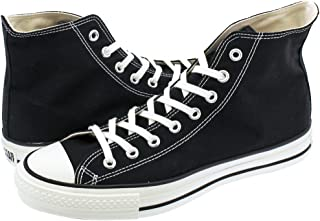 [コンバース] CANVAS ALL STAR J HI BLACK 【MADE IN JAPAN】 【日本製】