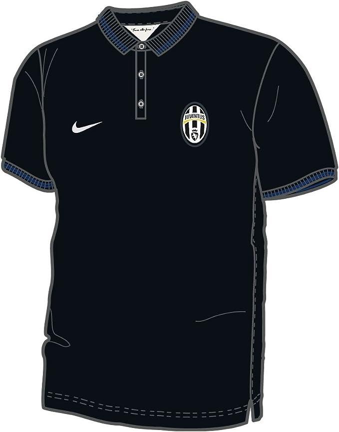 NIKE Polo Shirt League Juventus Turin Authentic - Camiseta/Camisa Deportiva para Hombre