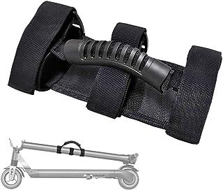 HUGEE Cintura per Scooter Elettrico - Lavoro Risparmio Maniglia Bendaggio per Xiaomi Mijia M365 Maniglia a Pedale Portatil...