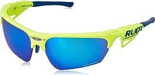 Rudy Project Noyz Rac. Yellow Fluo-Mls Blue, Unisex - volwassenen, One Size