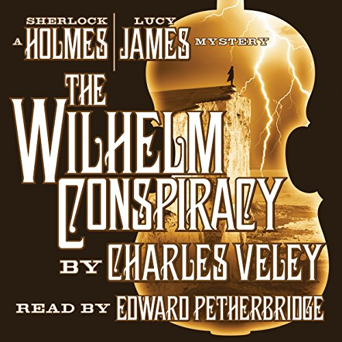 The Wilhelm Conspiracy audiobook cover art